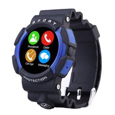 Smart Watch Bluetooth Wearable Devices IP67 Waterproof Smart Watches For IOS Android Free Shipping INGT