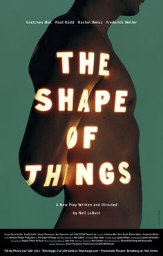 """""""The Shape of Things"""" Poster by Kevin Brainard everything is different, and thats okay, up from the north up! Film Poster Design, Graphic Design Posters, Graphic Design Typography, Graphic Design Inspiration, Poster Designs, Lettering Design, Play Poster, Poster Art, Poster Layout"""