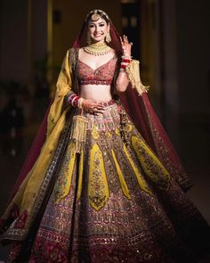 Best Indian Wedding Dresses, Indian Gowns Dresses, Indian Bridal Outfits, Indian Bridal Fashion, Indian Bridal Wear, Dress Indian Style, Bridal Dresses, Wedding Outfits, Wedding Wear