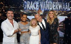 Yay!!!! Grace and the Judges