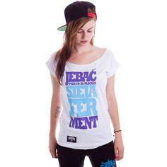 Ferment T-shirt Damski cena: 59.00 zł.