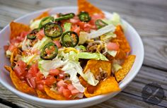 Make Doritos Loco Nachos 25 Delicious Ways To Make The Super Bowl Less Boring Finger Food Appetizers, Appetizer Recipes, Dinner Recipes, I Love Food, Good Food, Yummy Food, Nachos, Cooking Recipes, Healthy Recipes