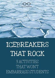 Icebreakers that Rock Icebreakers that Rock Allie Dirks Save Images Allie Dirks These 3 icebreaker activities help students get to know each other wit… – Preteen Middle School Classroom, 1st Day Of School, Beginning Of The School Year, Classroom Icebreakers, Icebreaker Activities, Leadership Activities, Group Activities, Science Classroom, College Icebreakers