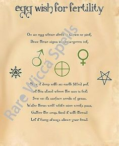 Acupressure Fertility Fertility Conception Pregnancy Spell Wicca Book of Shadows Pagan Occult Ritual