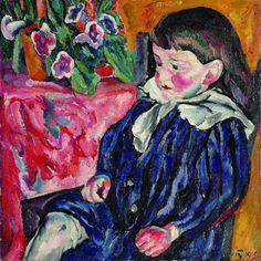 Pyotr Konchalovsky(21 februarie 1876 – 2 februarie 1956), pictor rus(portrete) – Gabriela Dragoi – Webová alba Picasa