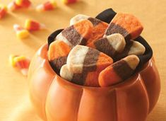 Easy Candy Corn Cookies
