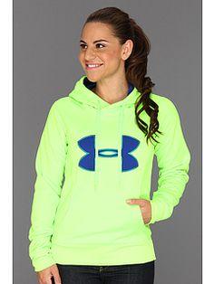 Under Armour Armour® Fleece Storm Big Logo Hoodie