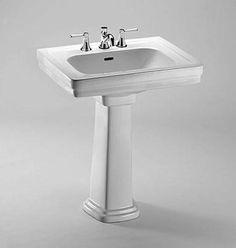Toto Promenade Pedestal Sink 24in
