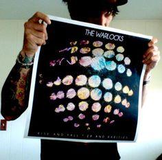 The Warlocks album art