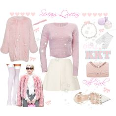 ♡ Scream Queens Inspired Fall Look ♡ by kaylalovesowls on Polyvore