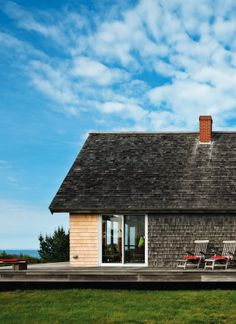 Risom Residence | Block Island, Rhode Island | Jen Risom