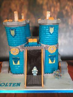 Lego Fortex Cake. Delicious chocolate cake inside