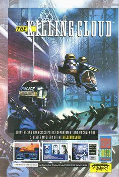 The Killing Cloud (1991)