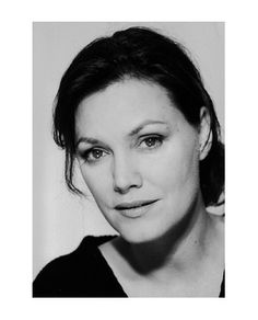 Maja Maranow Schauspielerin / actress 1961 --2016