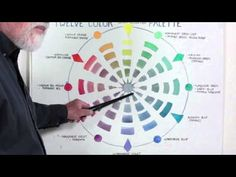 ▶ Color Foundation with Stephen Quiller: Value-Intensity Foundation Preview - YouTube
