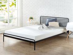 Woodville Sonnet Metal Platform Bed