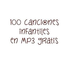 100 canciones infantiles en mp3 ~ Educación Preescolar, la revista Preschool Projects, Preschool Education, Early Education, Children Projects, Activities To Do With Toddlers, Home Activities, Spanish Classroom, Teaching Spanish, Spanish Songs