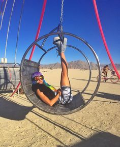Burning Man Festival 2015: These images come ...