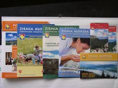 Ziemia Kłodzka - powiat kłodzki - system identyfikacji wizualnej 2003 rok