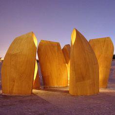 Patkau Architects — Winnipeg Skating Shelters