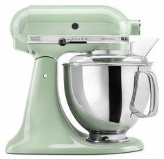 pistachio KitchenAid artisan mixer color