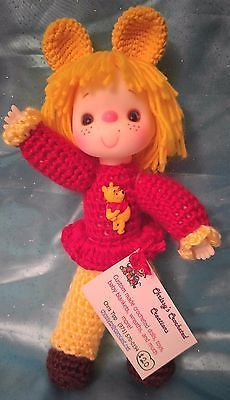 Adorable-10-Hand-Crocheted-Doll-Lil-Sunny-Winnie-the-Pooh-themed