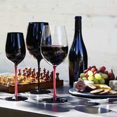 Riedel Sommeliers Collector's Edition glasses