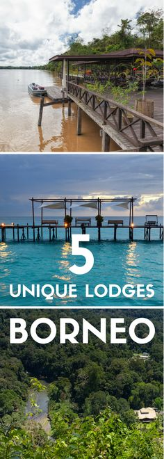 Stay at luxurious lodges while exploring the rainforests, reefs and rivers of Borneo! We handpicked the best lodges of Borneo to make your visit truly memorable.