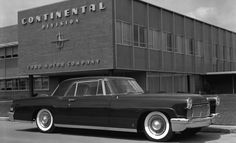 Lincoln Continental - 10 Luxury Car Brands that Time Forgot – Feature – Car and Driver