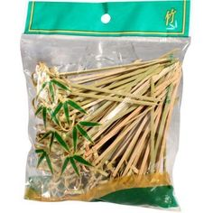 Bamboo Looped Skewers 15 cm by AFG. $2.79. Bamboo Looped Skewers 15 cm. Contains 100 pieces. Product of China