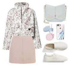 Untitled #648 by jovana-p-com on Polyvore featuring polyvore fashion style A.L.C. Topshop Gap Ted Baker Casetify clothing