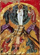 Transfiguration of our Lord.