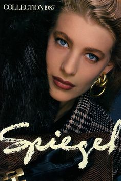 1987 Spiegel Catalog Cover