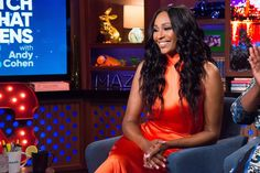 In Case You Missed It: Cynthia Bailey On What What Happens Live