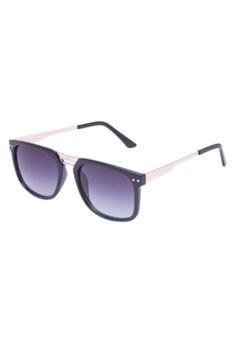 7ca5812cc86 Óculos de Sol DAFITI ACCESSORIES Quadrado Preto