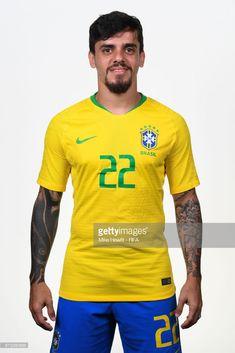 7b23a72f80f Brazil Portraits - 2018 FIFA World Cup Russia