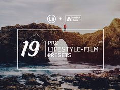 19 Lifestyle Film Lightrom & ACR Presets by Huba Filter