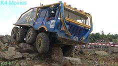 8X8 Tatra truck | Truck trial | Tegau 2017 | nr. 504 - YouTube