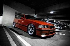 modifiyeli bmw e36 « Tuning ve Modifiye