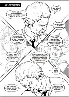 Weekly comics for free! #EOS #webcomics Share this link. The diagnosis.
