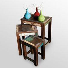 I love nesting tables.