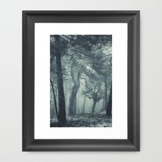 Come in.... Framed Art Print