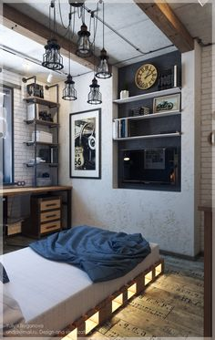 Trendy Ideas For Decor Room Boy Home Office Small Room Bedroom, Small Rooms, Boys Bedroom Decor, Home Room Design, House Design, Narrow Living Room, New Room, Apartment Living, Living Room Decor