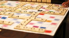 #giant #wooden #words #game