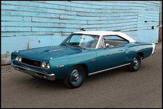 1968 Dodge Coronet R/T