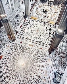 Duomo di Milano - pavimento
