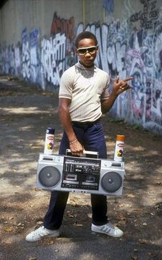 Vintage Hip Hop by Martha Cooper #photography #hiphop #oldschool