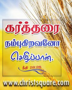 Il Christian Wallpapers Tamil Bible Verse Wallpaper Christsquare