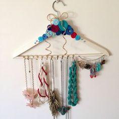 DIY jewelery organization | Guidecentral