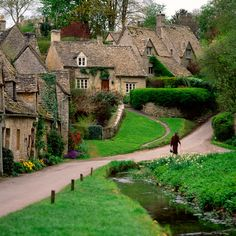 A lovely English village!